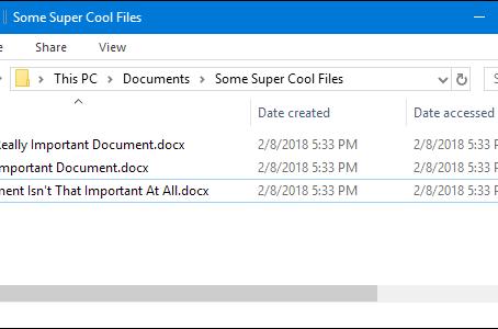 Windows Search Secrets