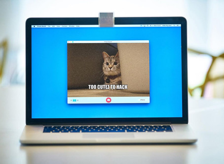 Should you be scared of your laptop's webcam?