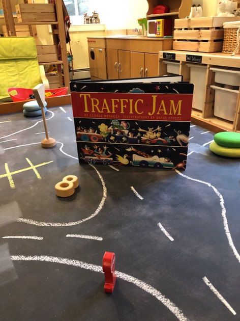 traffic jam book cks
