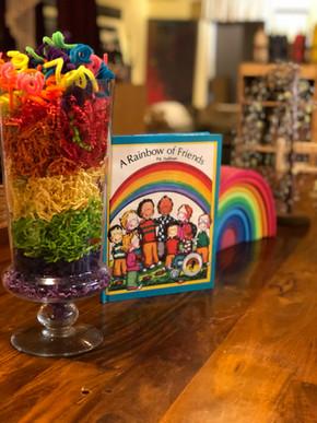 rainbow book cks