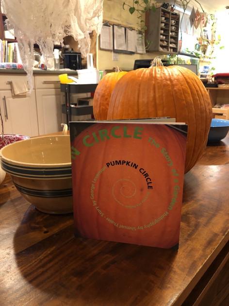 pumpkin book cks