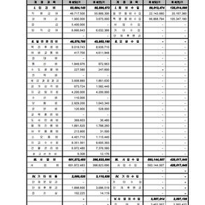 한국사회갈등해소센터 2020년도 재무현황 및 기부금 활용내역