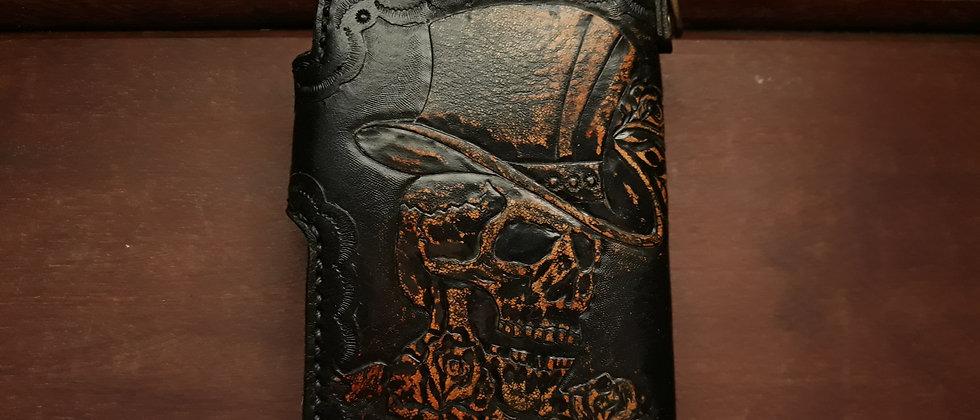 Carteira Dark TopHat NOVE13 Biker Wallet