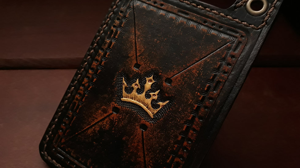 Card Holder Crown