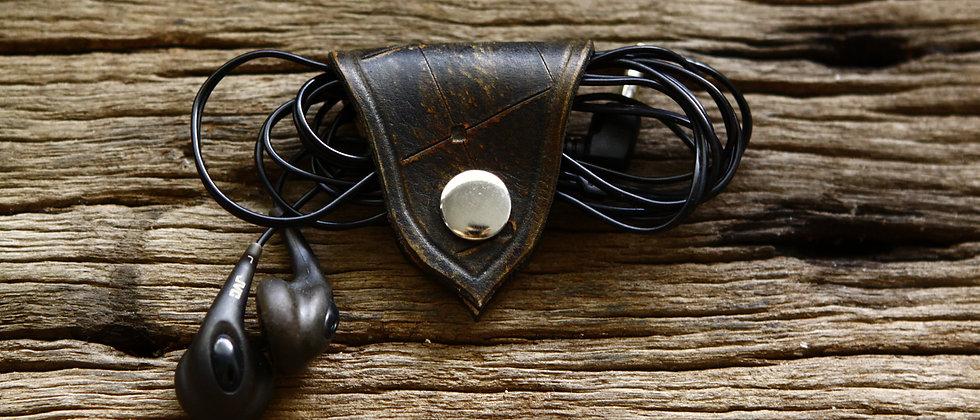 Organizador para fone de ouvido