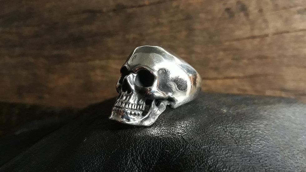 Anel Inox Skull