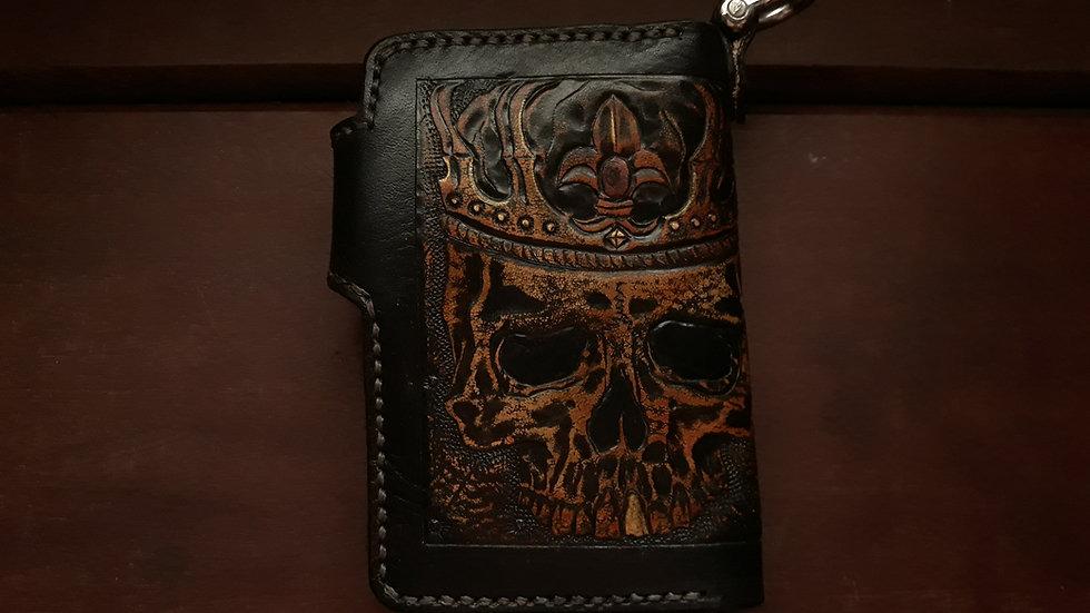 Carteira  Great King NOVE13 Biker Wallet