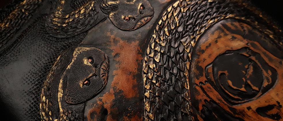Carteira Longa Black Viper