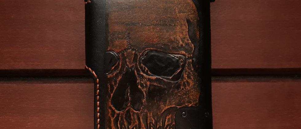 Carteira Big Skull
