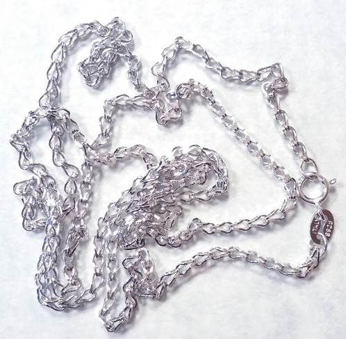 22 inch sterling silver roller pendant chain akoya oysters pearls pearls