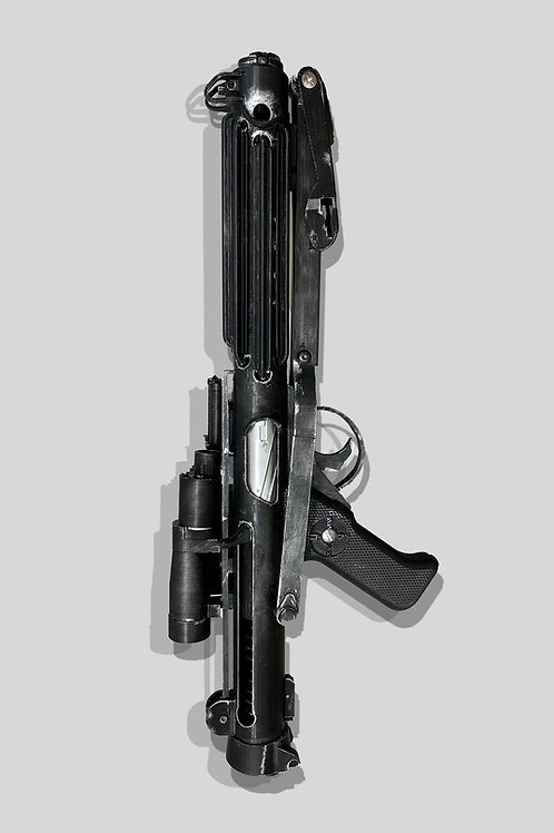 Star Wars Custom MAX Edition V4 E-11 Blaster Rifle Prop
