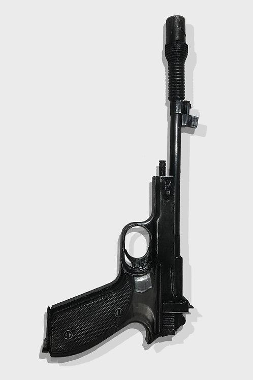 Star Wars Custom Princess Leia's DDC Defender Sporting Blaster Pistol Prop