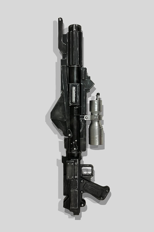 Republic Commando Prototype DC-17M Blaster Rifle