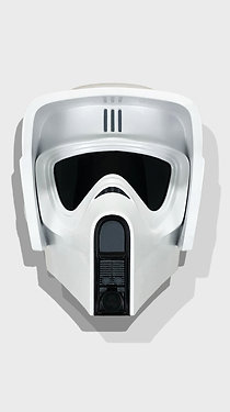 Custom V2 Air Conditioned Fully Decked Out Imperial Biker Scout Trooper Helmet