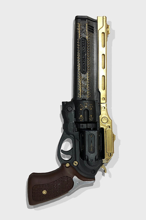 Destiny 2 The Last Word Exotic Hand Cannon Prop With Functioning Ammo Cylinder