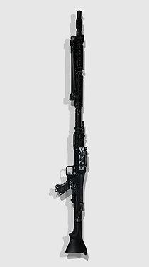 DLT-19 Long-Barreled Replica Prop w/ Working Bi-Pod