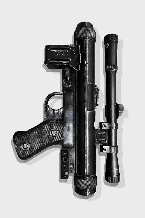 Star Wars Custom V3 SE-14r Light Repeating Blaster Pistol Prop