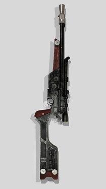 Han Solo DL-44 Carbine Replica Prop