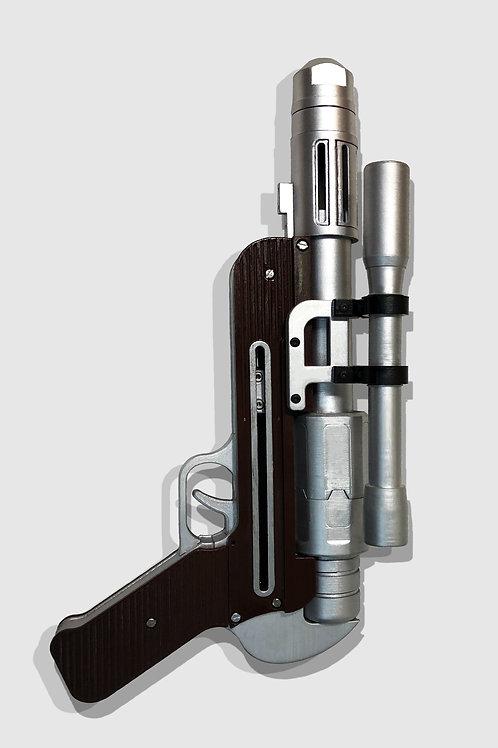 Custom Director Krennic's DT-29 Heavy Blaster Revolver Pistol V2