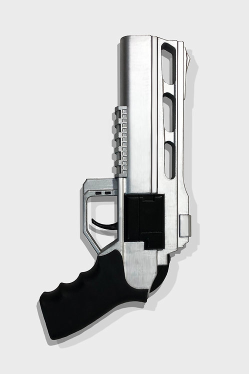 Altered Carbon Second Model Nemex Energy Pistol Custom Replica Prop