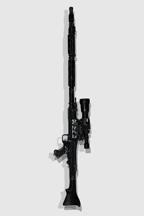 Star Wars Custom Reinforced BlasTech DLT-19X Long-Barreled Sniper Rifle