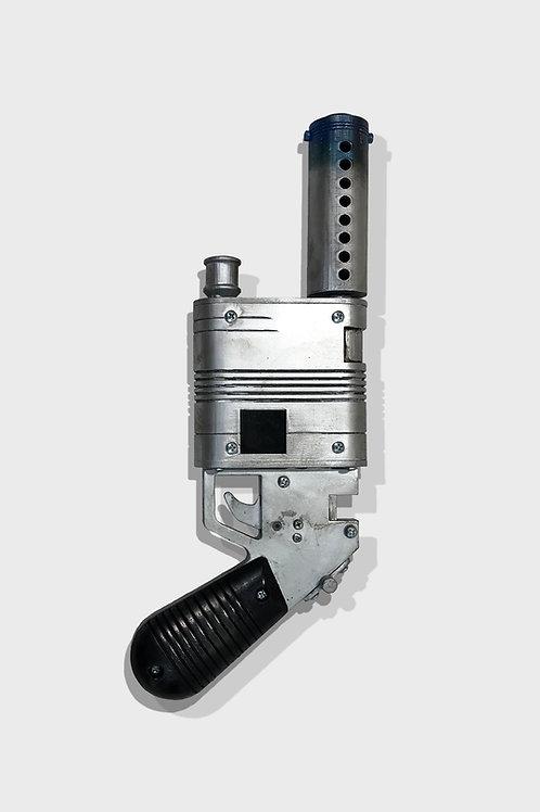 Star Wars Custom Rey's LPA NN-14 Blaster Pistol Prop (Safe Does Not Shoot)