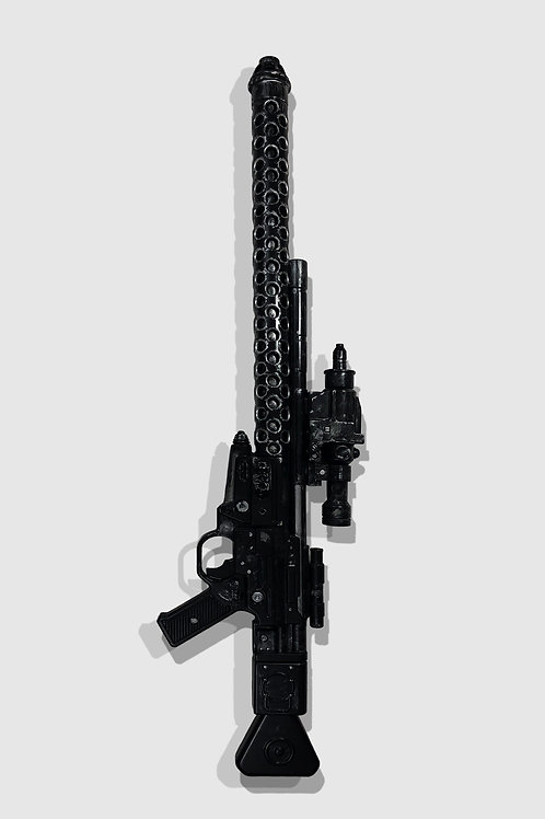 Star Wars Custom Reinforced BlasTech DLT-20A Long-Barreled Blaster Rifle