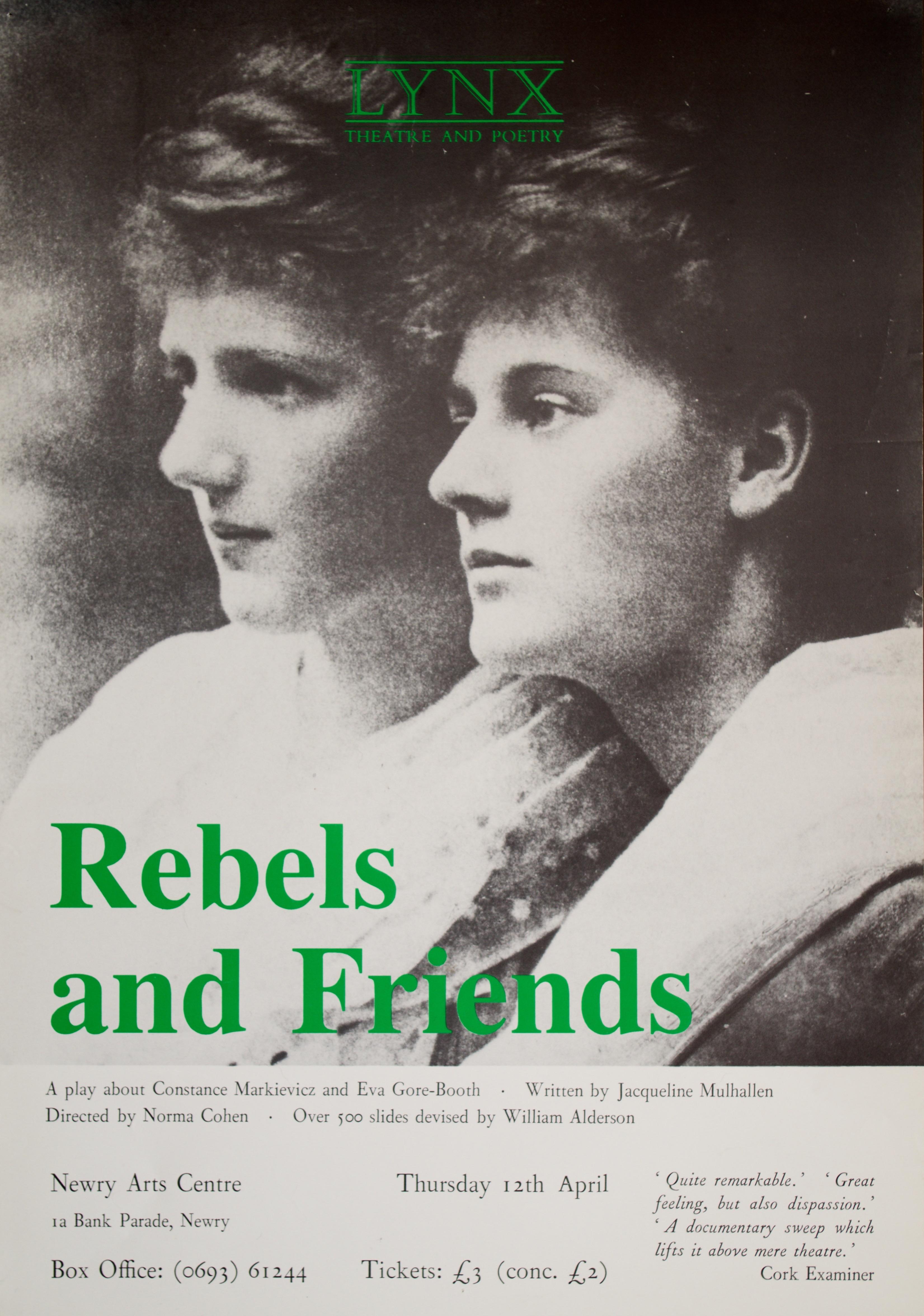 Rebels poster 1990