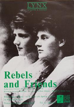 Rebels leaflet 1988