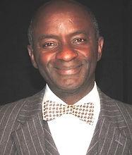 Photograph of Tayo Aluko