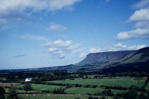 Ben Bulben, Sligo
