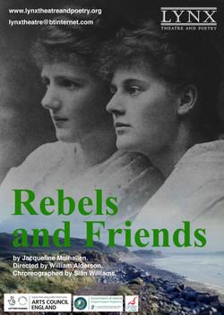Rebels Front A5