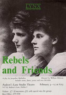 Rebels leaflet 1991