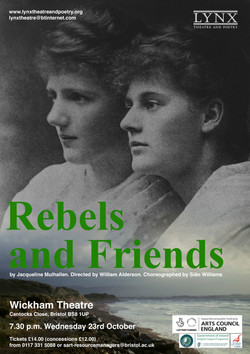 Rebels Poster A4 Bristol