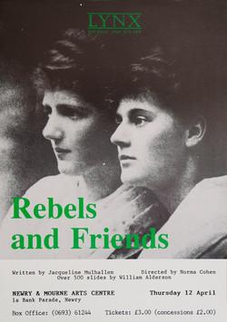 Rebels leaflet 1990