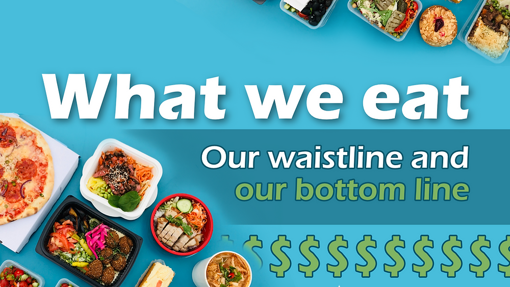 Money budget eating diet dieting
