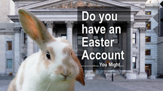 You May Have an Easter Account and Not Know It