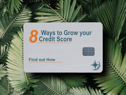 8 Ways to Grow your Credit Score