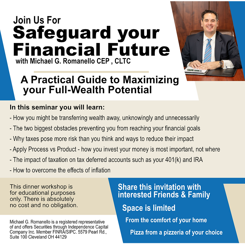 Safeguard Your Financial Future