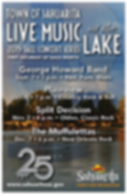 Lake Concerts -Poster - Fall - FINAL-PRI
