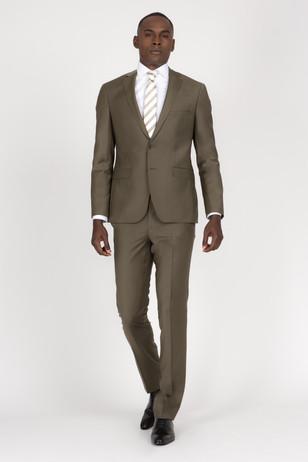 costume emmanuelle khanh marron CD464455