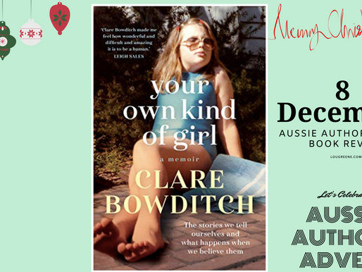 8th December - Aussie Author Advent