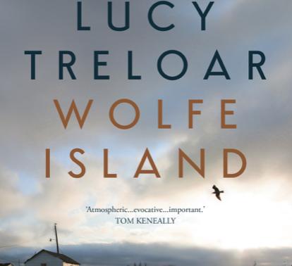 Lucy Treloar - Wolfe Island