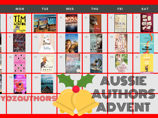 Full Disclosure - Another Aussie Authors Advent