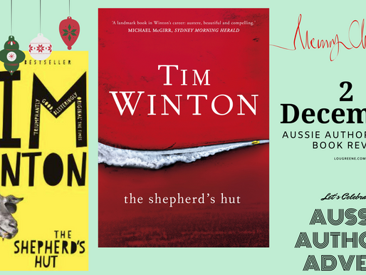 Aussie Authors Advent - 2nd December