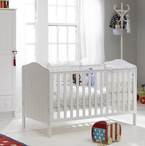 The Mothercare Darlington Cot Bed
