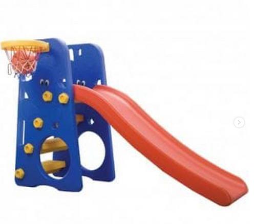 EduPlay Friend Slide + Basketball Ring