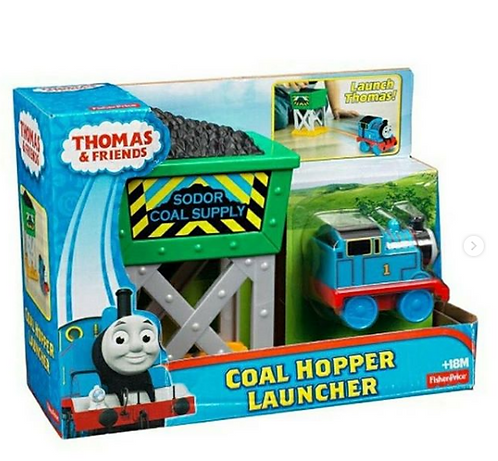 Fisher Price Coal Hopper Launch