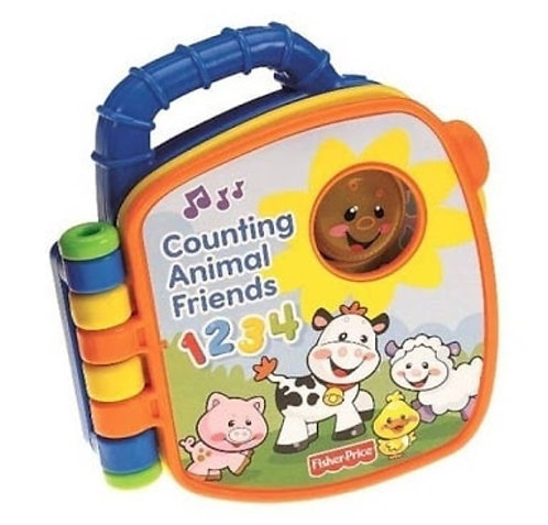 Fisher-Price Counting Animal Friends 1234