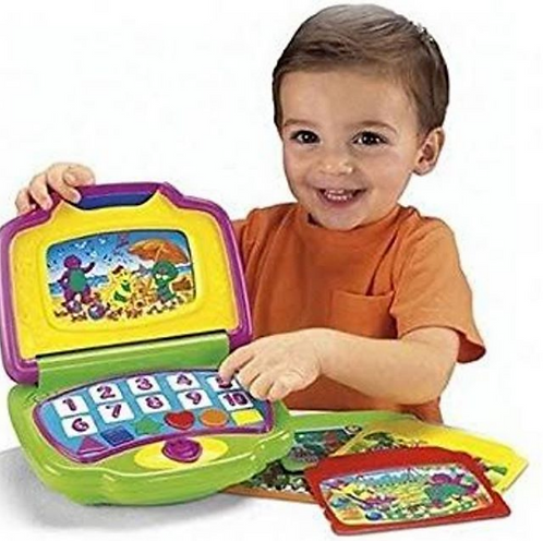 Fisher Price- Barney Laptop